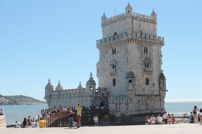 La tour de Bélem, Lisbonne