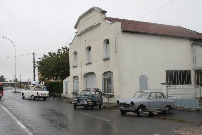 """L'ancien garage Dupuy, """"Relais Paris-Pyrénées"""""""