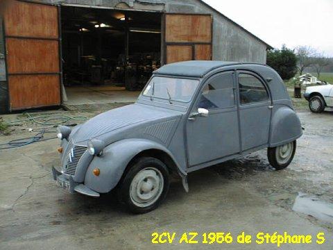2cv az 1956 stephane s