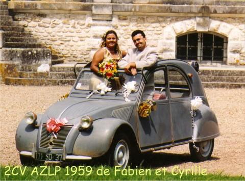2cv azlp 1959 fabien cyrille