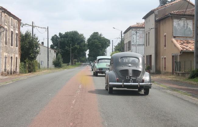 """Le hameau """"Chez Branger"""" (16)"""