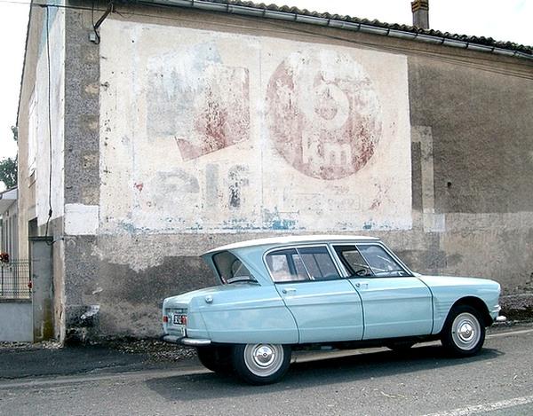 Ami6 1963 laurent