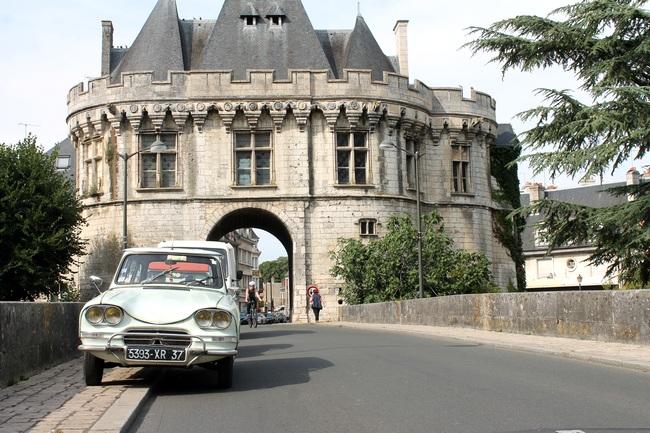 La Porte Saint-Georges, Vendôme (41)