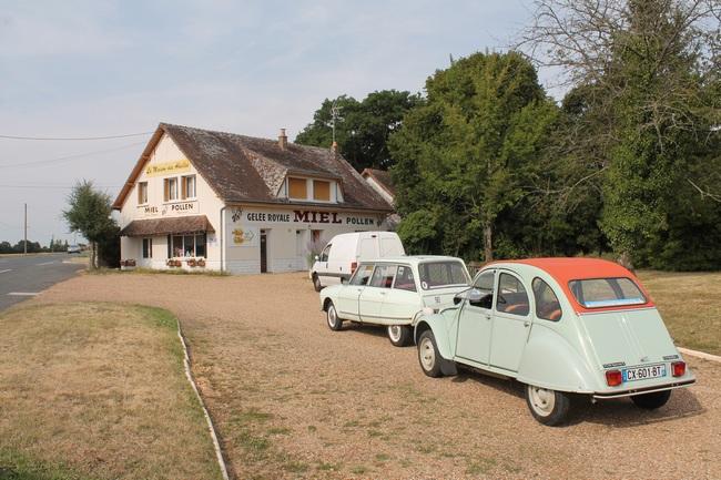 La Maison des abeilles, nord de Château-Renault (37)